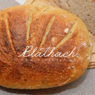 Sourdough Bloomer Bread.