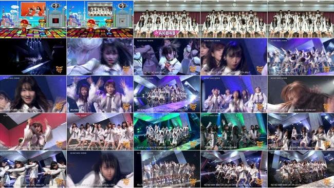 181201 (720p+1080i) AKB48 Part – CDTV