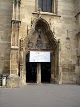 Photo: Szent Mihály templom bejárata