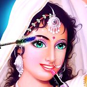 Indian Girl Weeding Makeup