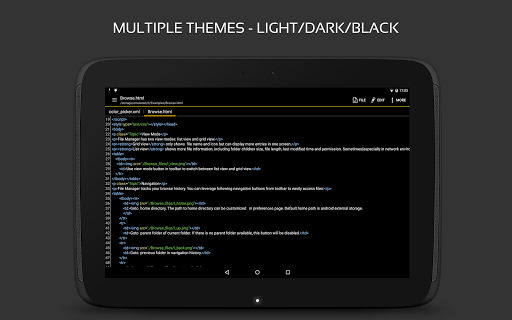 QuickEdit Text Editor screenshot 13