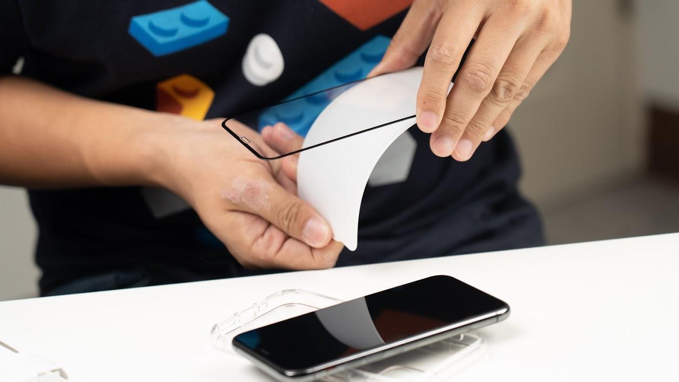樸實無華但就是防刮耐磨防摔 Just mobile 防護系列 Xkin x TENC Air 開箱分享