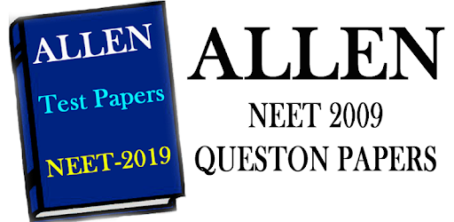 Allen Test Papers NEET-2019 - Apps on Google Play