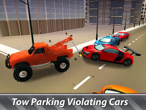 Tow Truck City Driving  screenshots 6