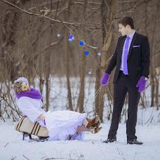Wedding photographer Veronika Yakush (fotoyakush). Photo of 23.12.2013
