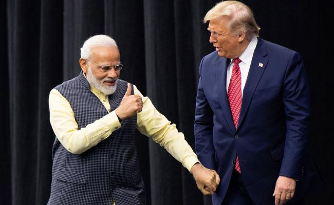 Trump Presents PM Modi With Top US Honour 'Legion Of Merit'