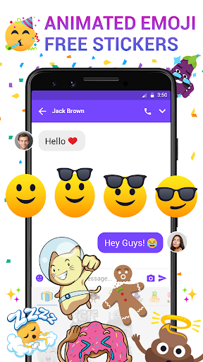 Messenger - Messages, Texting, Free Messenger SMS 3.6.0 screenshots 4