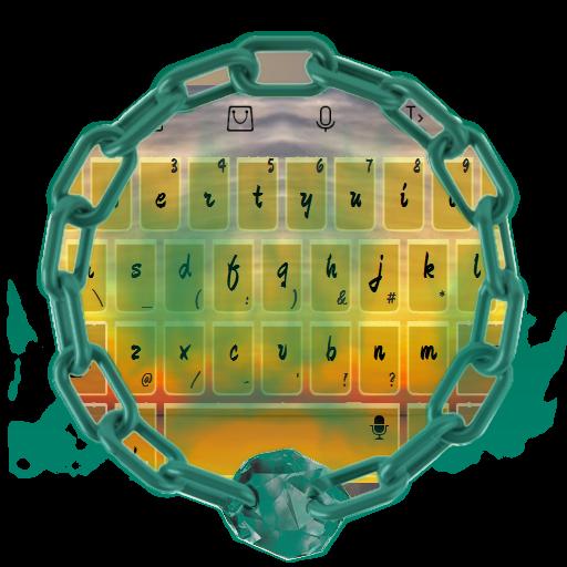 个人化のオレンジライン TouchPal LOGO-記事Game