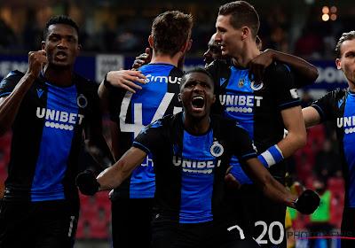 Le Club de Bruges file en finale et peut se mettre à rêver d'un doublé