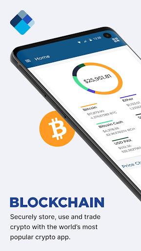 Blockchain Wallet. Bitcoin, Bitcoin Cash, Ethereum 6.25.5 screenshots 1