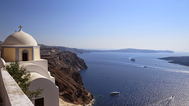 Photo: View from Oia