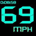 Speedometer and Odometer icon