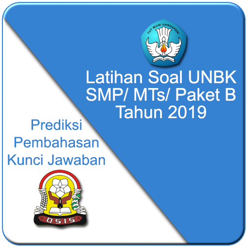 Latihan UNBK SMP 2019 Soal & Pembahasan Android APK Download Free By Hibrizi Zakwan