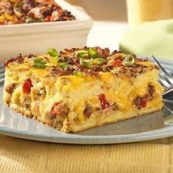 Jimmy Dean Holiday Breakfast Recipe