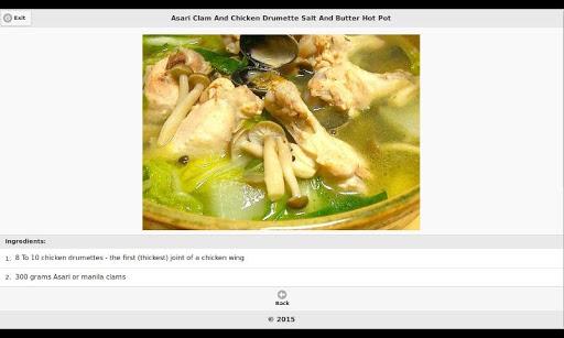 Chicken Recipes 3