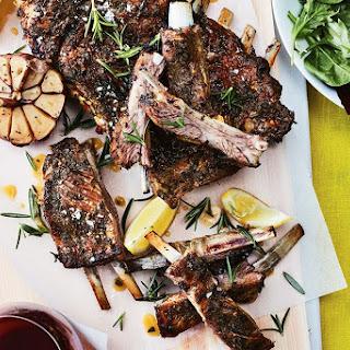 Silvia Colloca's spicy slow-cooked lamb ribs.