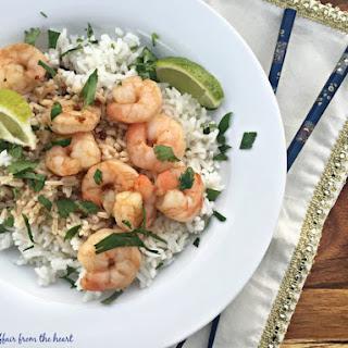 Healthy Asian Shrimp Recipes