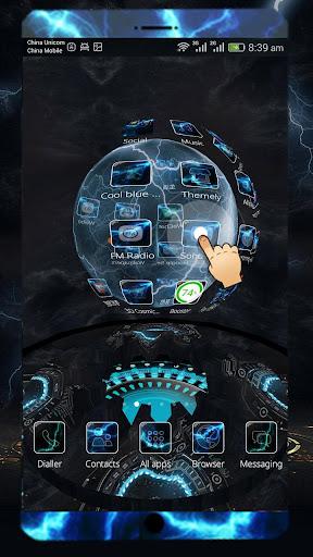 免費下載個人化APP|전기 천둥 3D 테마 app開箱文|APP開箱王
