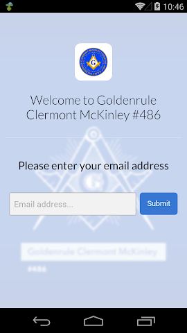 android Goldenrule Clermont McKinley Screenshot 1