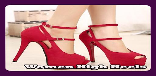 Приложения в Google Play – <b>Women High Heels</b>