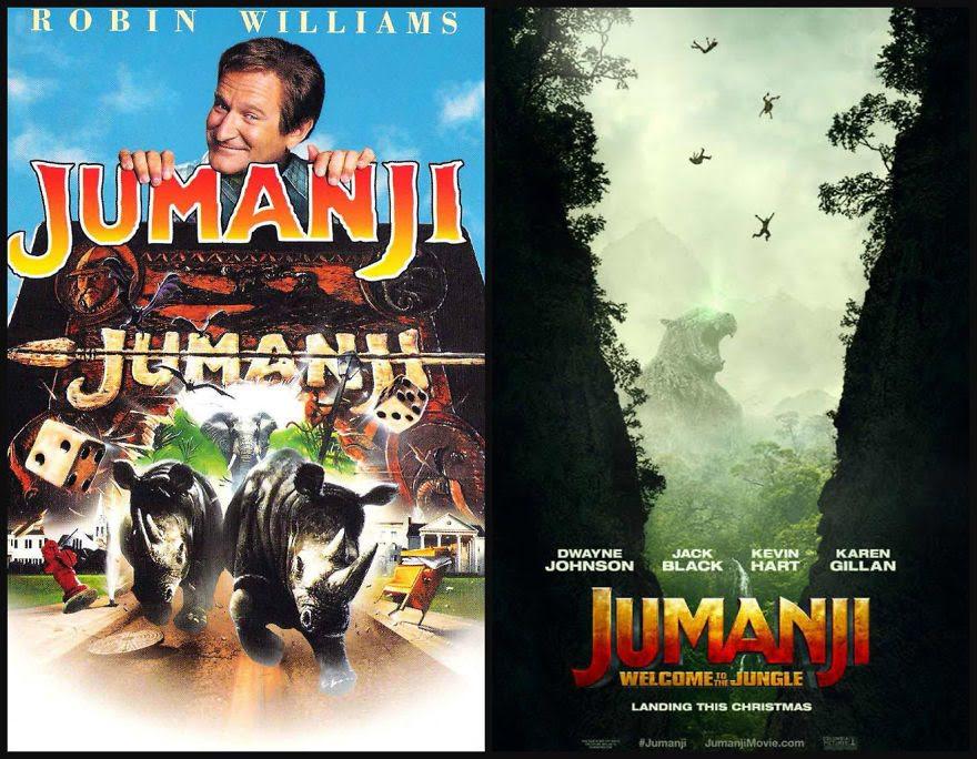 plakaty filmowe dawniej i dziś
