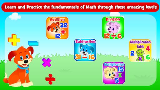 Kids Math Practice Grade 3 4 5