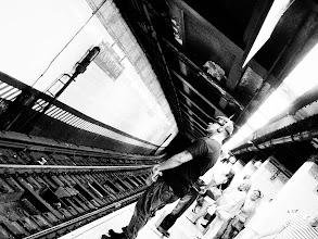 "Photo: ""Attitudine"" ~ NYC © 2011 Skip Hunt :: kaleidoscopeofcolor.com"