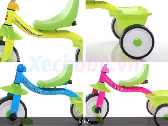 xe đạp ba bánh cho trẻ em việt nam