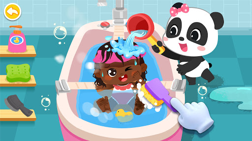 Baby Panda Care 2 apkmr screenshots 3