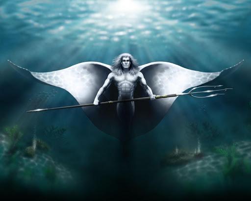Sea God Poseidon Wallpapers 1.0 screenshots 5