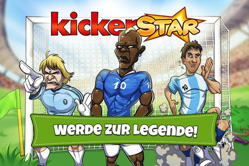 SoccerStar screenshot 1