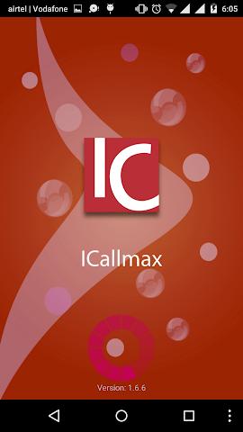 android ICall Max Screenshot 0