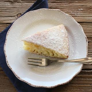 Coconut Orange Cake.