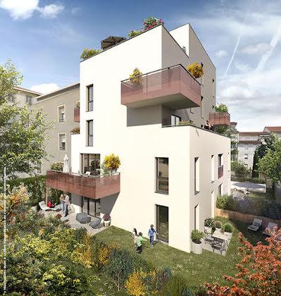 Vente appartement 4 pièces 109,29 m2