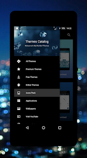 Themes Catalog- screenshot thumbnail