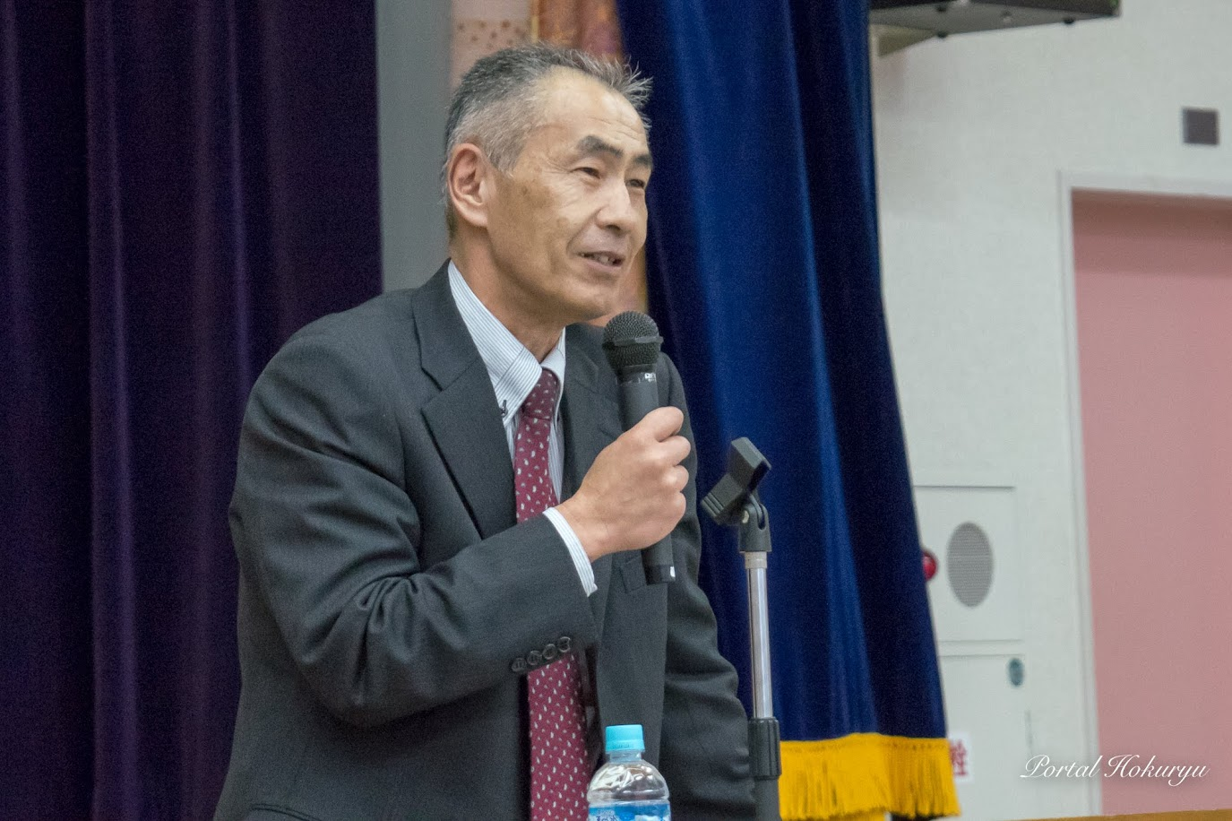 農林水産省北海道農政事務所 旭川地域拠点・門木勉 総括農政推進官