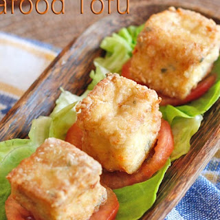 Tofu Egg Flour Recipes