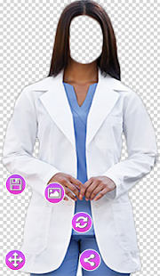 Brainy Doctor Photo Frame - náhled