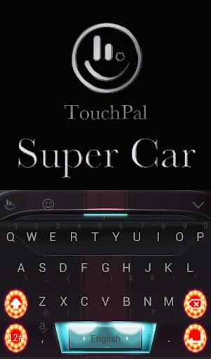 TouchPal Super Car Theme