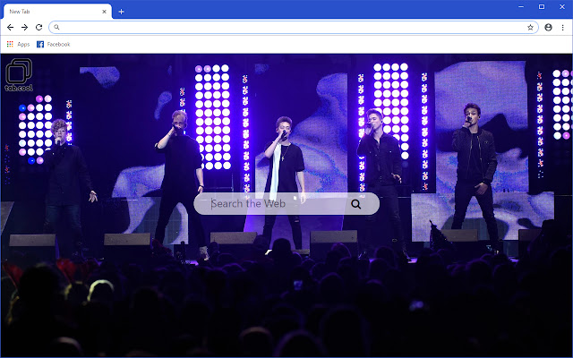 Cool Why Don't We HD Wallpaper Music New Tab