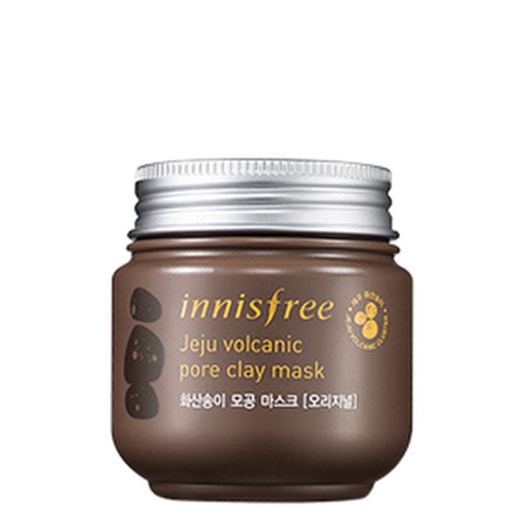 Innisfree Jeju Volcanic Pore Clay Mask by claimed.my