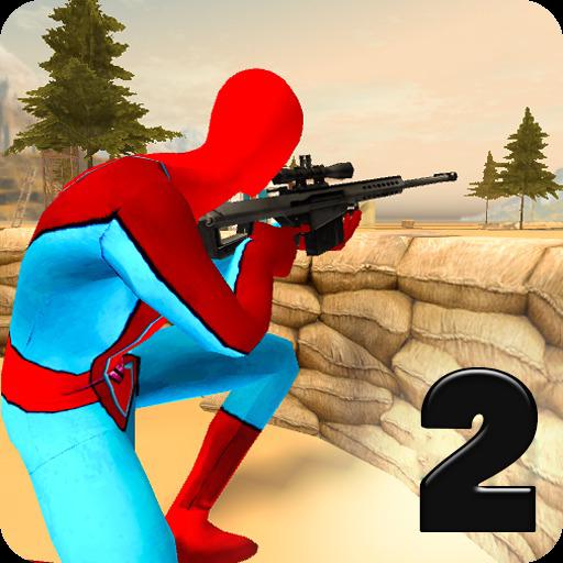 Spider vs Gangster Sniper II
