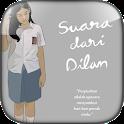 Novel Dilan Milea 3 : Milea, Suara Dari Dilan icon