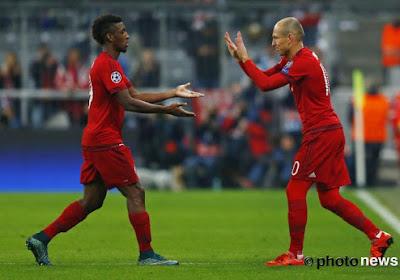 Le Bayern pas encore décidé pour Coman