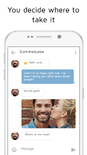 LOVELY – Your Dating App To Meet Singles Nearby Screenshot