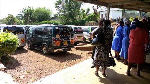 , Shock as Family Buries Wrong Body in Kiambu