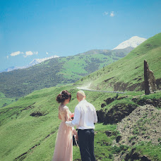 Wedding photographer Dzantemir Sabanov (Saban). Photo of 17.07.2017