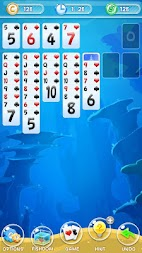 Solitaire APK screenshot thumbnail 8