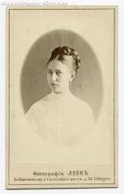 Photo: А. А. Мотовилова (фон Эрн). Санкт-Петербург, 1870-е. Фотография Леон. ГЛМ  http://nekrassov-viktor.com/Family/Baxareva-Svetlana-Dom-komod.aspx
