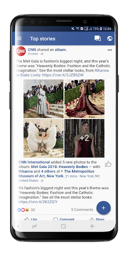 Facebook lite new version free download for android
